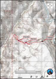 Bryce Canyon Map Pdf Canyoneering Bingo Canyon Dirty Devil Road Trip Ryan