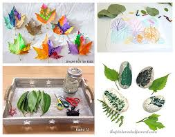 nature activities images 50 creative ways to use materials found on your nature walks jpg