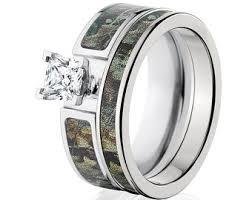 camo wedding ring camo wedding rings etsy