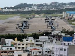 u s bans troops in japan from after okinawa