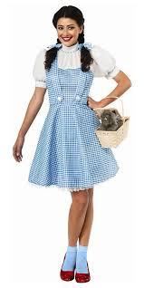 1950 Halloween Costume Wizard Oz Dorothy Women U0027s Halloween Costume Fancy