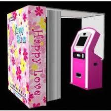 photo booth machine new purikura photo sticker machine vending machine photo booth