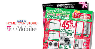 Tmobile Thanksgiving Sale Sears Hometown T Mobile U0026 4 More Black Friday Ads Posted