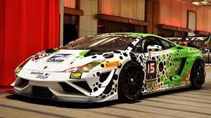 lamborghini race car markham creates design for lamborghini race team yorkregion com