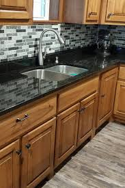 kitchen backsplash cabinets black granite kitchen countertops design ideas countertopsnews