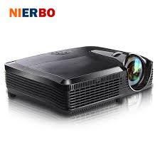 ultra short throw projector home theater nierbo c195 ultra short throw projector 3d full hd 1080p dlp