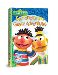 amazon com sesame street bert and ernie u0027s great adventures