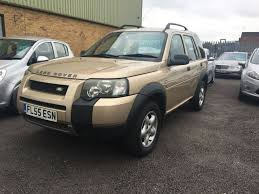 2005 land rover freelander td4 se station wagon 5 995