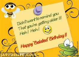 graphics for happy belated birthday graphics www graphicsbuzz com