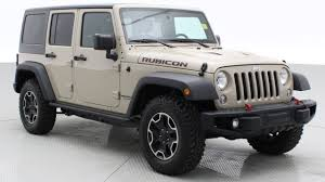 sand jeep wrangler 2016 jeep wrangler unlimited rubicon hard rock mojave sand