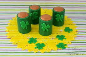 edible glasses shamrock pudding in edible glasses hungry happenings