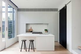 planche bar cuisine architecture extension maison tabouret bar cuisine planche