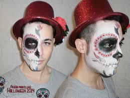 halloween 2014 prueba maquillaje la catrina by paigo on deviantart