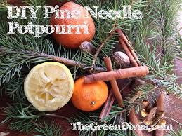 what to do with your tree diy pine needle potpourri