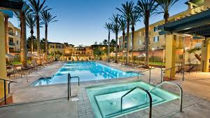Home Plans With A Courtyard And Swimming Pool In The Center Mariposa At Playa Del Rey Apartments Playa Del Rey 8700