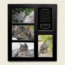 cat memorial memorial collage frame