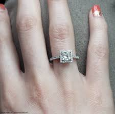 real engagement rings pictures of real engagement rings wedding dress hairstyles