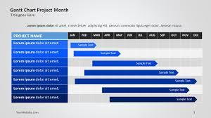 gantt chart template for powerpoint gallery chart example ideas