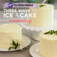 Cake Decorating Classes Maine Online Baking And Decorating Classes Wilton