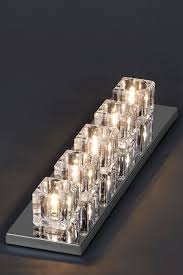 next mirrored cube table vanity decoration