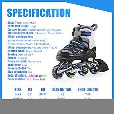 light up inline skates 2pm sports ciro kids adjustable light up inline skates of kuxuan
