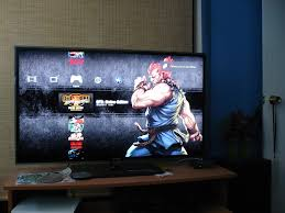 new job u003d new game room tv cheap gamer