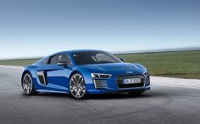 Audi R8 Blue - 2016 audi r8 e tron wallpapers hd wallpapers
