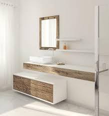 Distressed Bathroom Vanities Weathered Wood Look Bathroom Vanities Stunningly Beautiful