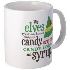 cafepress elf candy syrup unique coffee mug 11oz coffee cup
