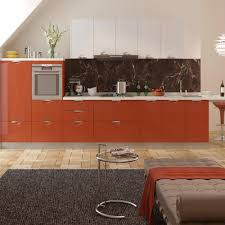 Red Lacquer Kitchen Cabinets by 2017 Linkok Furniture Modern Black Lacquer Glass Kitchen Cabinets