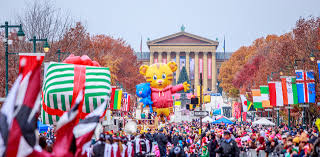 weekend picks thanksgiving parade winterfest
