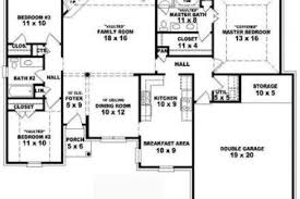 4 bedroom 4 bath house plans 13 simple 4 bedroom house plans that are printable modern 4