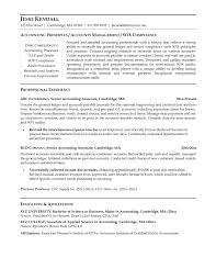 Core Qualifications Examples For Resume 100 Senior Accountant Sample Resume For Oil Field Samples