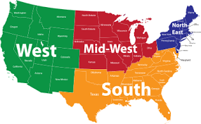 usa map south states renner by schrader usa the specialists for compressors
