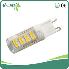 are g9 light bulbs dimmable china led g9 bi pin bulbs dimmable 51smd2835 3000k 4000k 6000k
