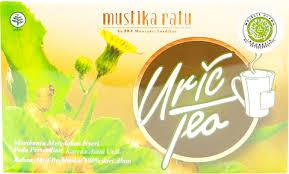 Lokol Tea mustika ratu tox tea with legi wood transmart carrefour honestbee