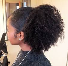 Styles To Wear While Transitioning To Natural Hair - best 25 natural hair puff ideas on pinterest afro hair