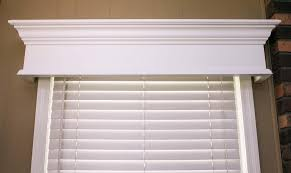 Faux Wood Cornice Valance White Wooden Valance U2014 Interior Exterior Homie How To Make A