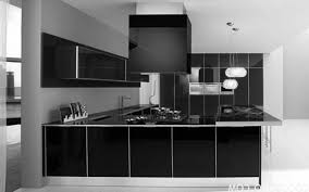 kitchen modern kitchen design with black thomasville cabinets