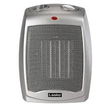 amazon com lasko 754200 ceramic heater with adjustable thermostat