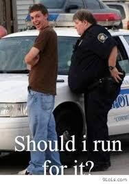 Skinny Guy Meme - should i run for it funny people meme