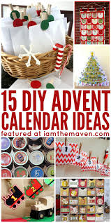 the 25 best traditional advent calendars ideas on pinterest