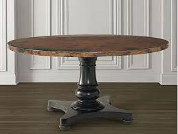 Tarheel Home Furnishings The Furniture Shoppe Dining Tables - Copper kitchen table