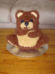 teddy bear cake cutestfood com