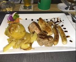 best international cuisine the mixed grill at divers inn in ao nang best steak in krabi if
