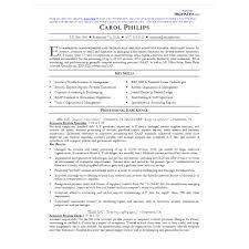 Monster Com Resume Samples by Accounting Resume Samples What To Include On Your Resume