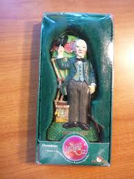 wizard of oz wizard kurt s adler ornament