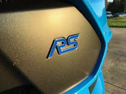 2016 ford focus rs long term test u2013 may the fors be with you