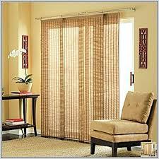 Patio Door Curtain Rod Patio Door Curtain Ideas Katakori Info