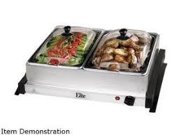 warming trays buffet servers newegg com
